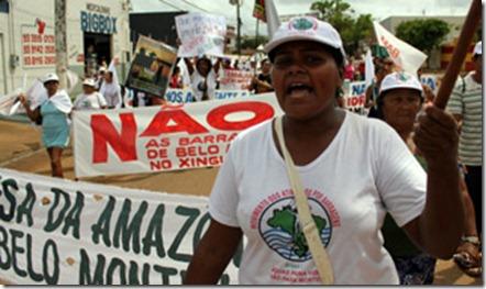 protesto MAB