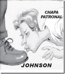 johnson junto com o PSTU