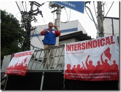 greve dos metalúrgicos de Niterói