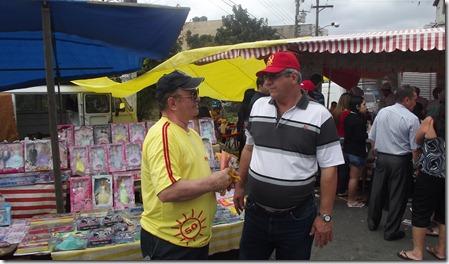 Feira do Helena Maria Candidatura PSOL Osasco (27)