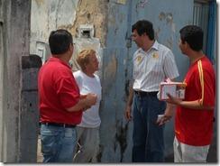 Caminhada no Bairro de presidente Altino com Castilho (27)