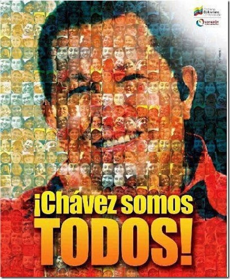 Somos todos Chávez