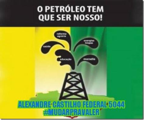 O Petroleo tem que ser nosso!