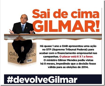 Devolva Gilmar